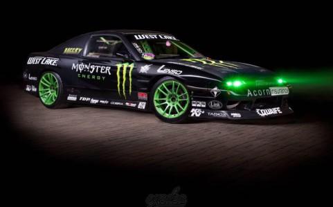 Monster Energy Drift Team