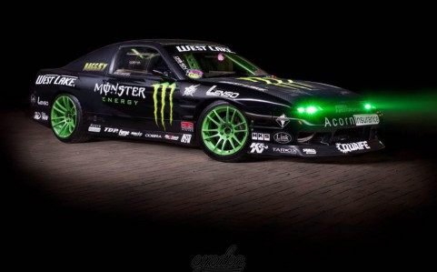 Monster Energy Drift Team
