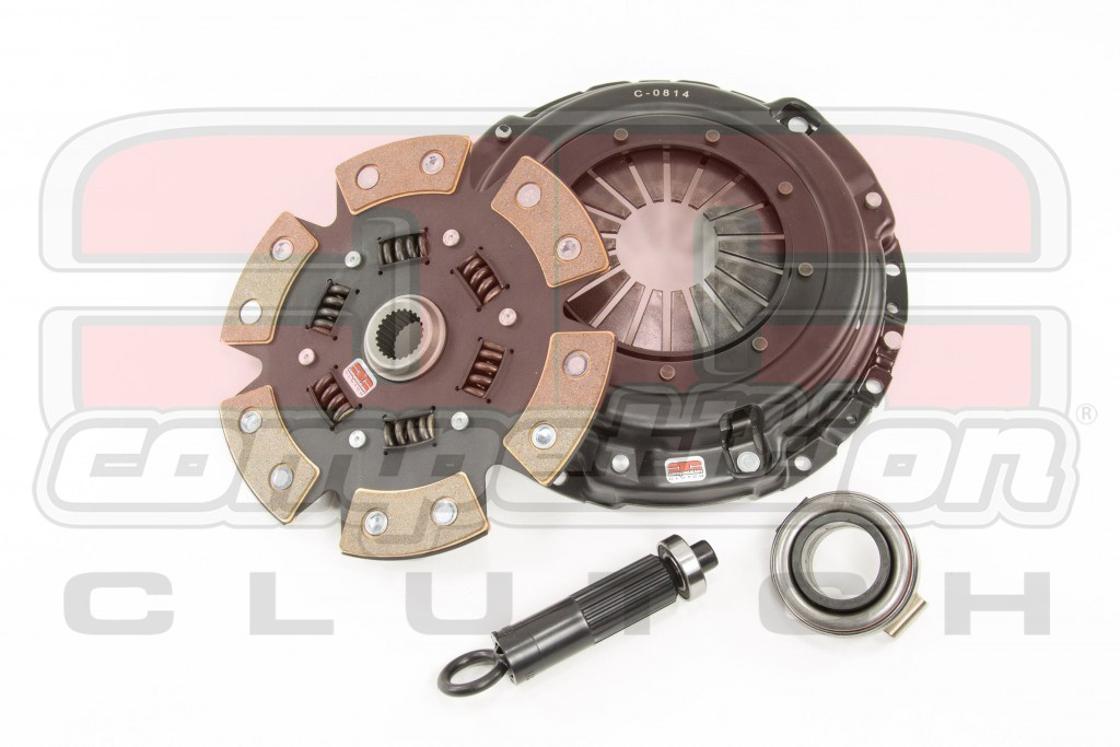3 Part Clutch Kit with Release Bearing 215mm 9317 Complete 3 Part Set
